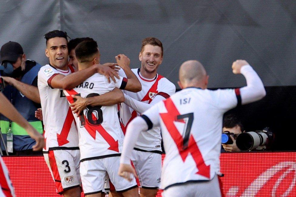 Gol de Falcao ante Cádiz