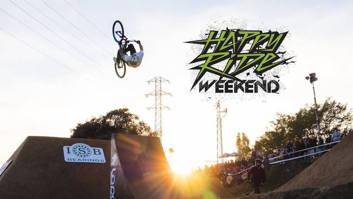 Vídeo oficial Happy Ride Weekend 2017 La Poma Bikepark