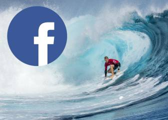 Facebook retransmitirá en exclusiva la World Surf League
