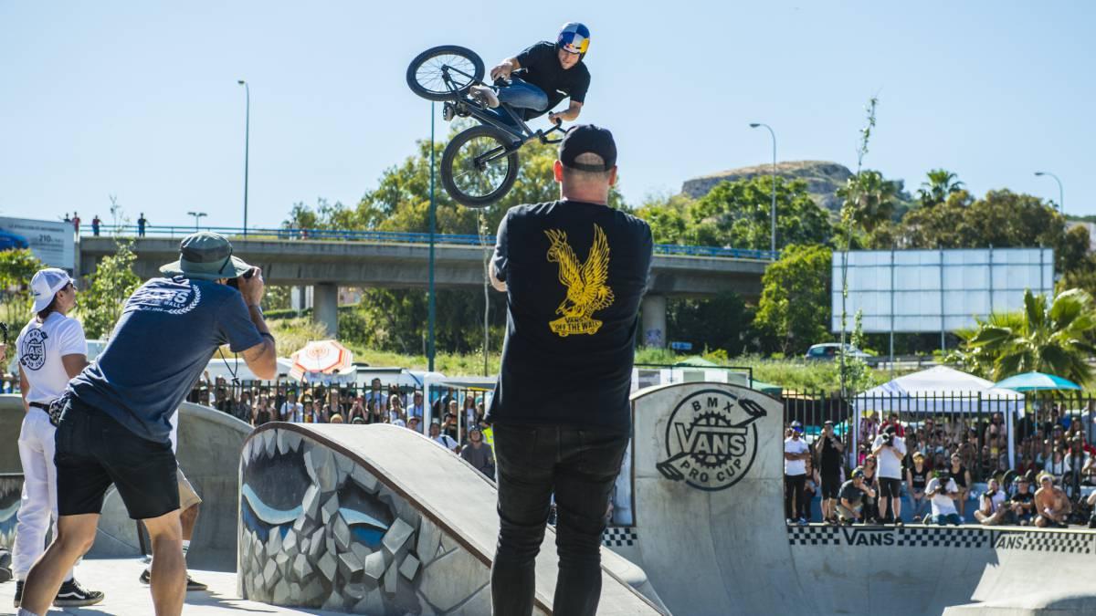 72cc78d535 La Vans BMX Pro Cup cambia California por Málaga para la gran final ...