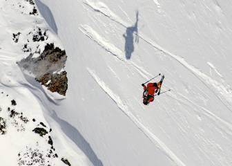 Espectacular nivel en el Freeride World Tour de Andorra