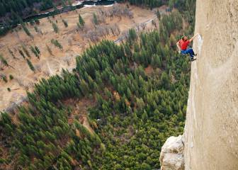 The Dawn Wall: la conquista de una pared de casi 1.000 metros en escalada libre