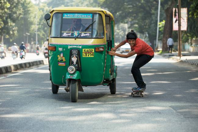 Atita Verghese Vans Girls Skate India