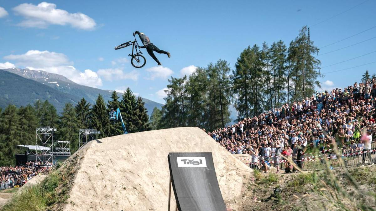 Crankworx Innsbruck 2018 video highlights