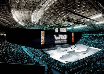 Barcelona se prepara para los World Roller Games 2019