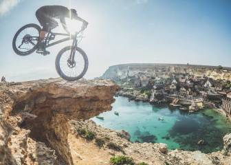 David Cachón nos descubre la isla de Malta en Mountain Bike
