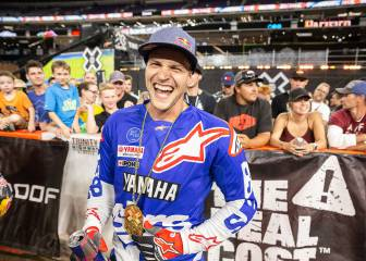 Tom Pagès regresa a lo grande en los X Games de Minneapolis