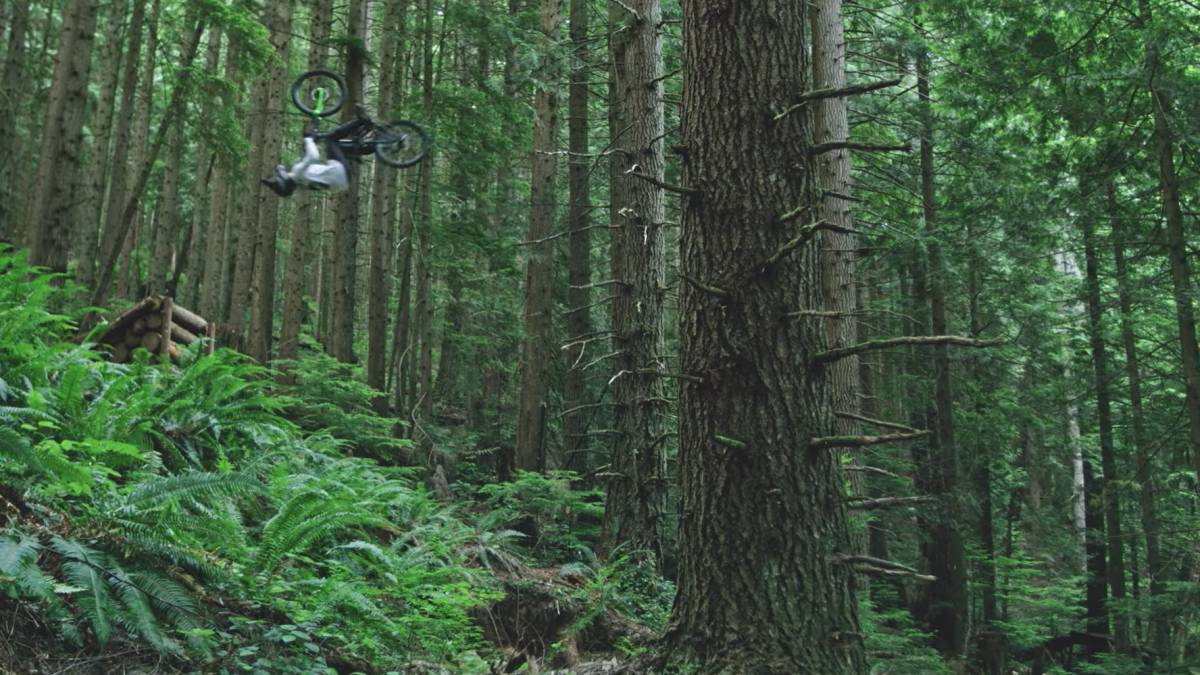 Reece Williams, Backflip MTB Freeride
