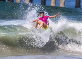 Courtney Conlogue gana el Vans US Open of Surfing