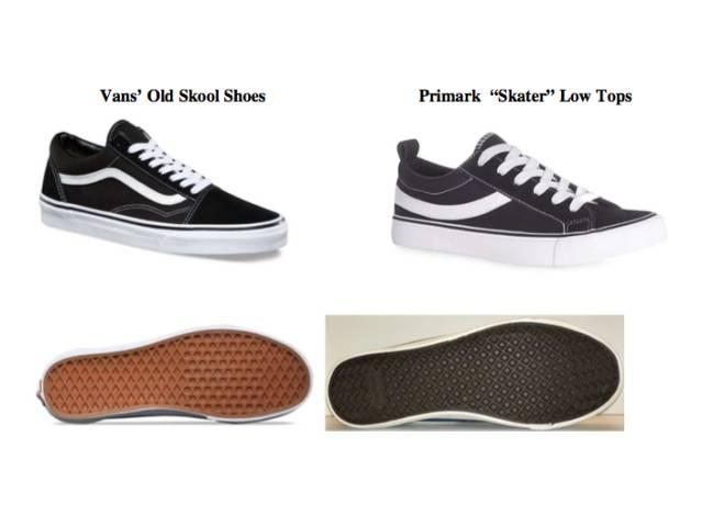 260eb91fd zapatillas vans falsas primark comparativa Old Skool vs Skater Low Tops