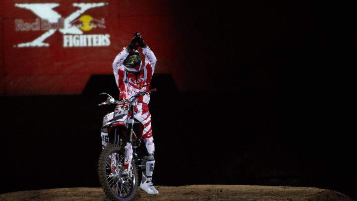 TBT: La primera victoria de Dany Torres en el Red Bull X-Fighters