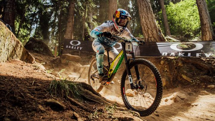 Uci Downhill World Cup 2021