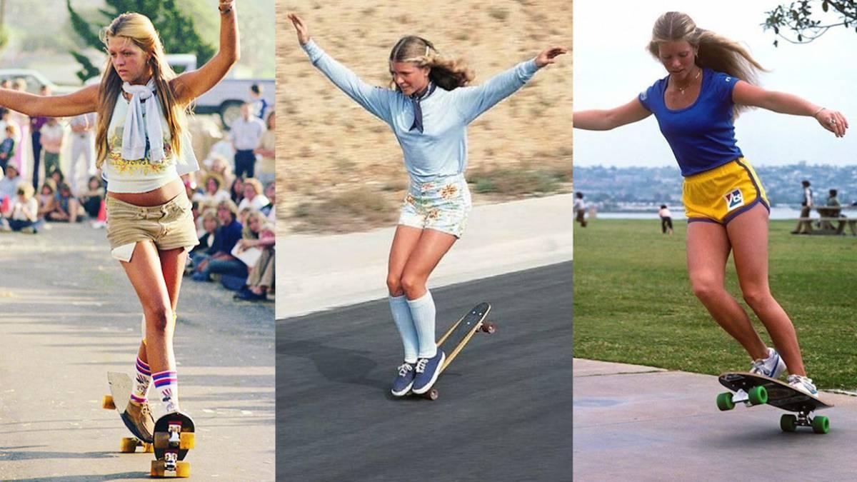 Muere Ellen O'Neal, una de las pioneras por excelencia del skate femenino -  AS.com