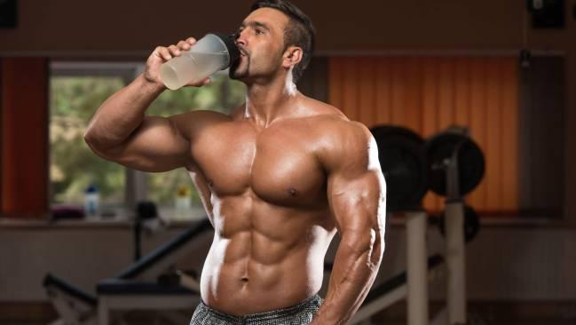 Es bueno tomar whey protein antes de entrenar