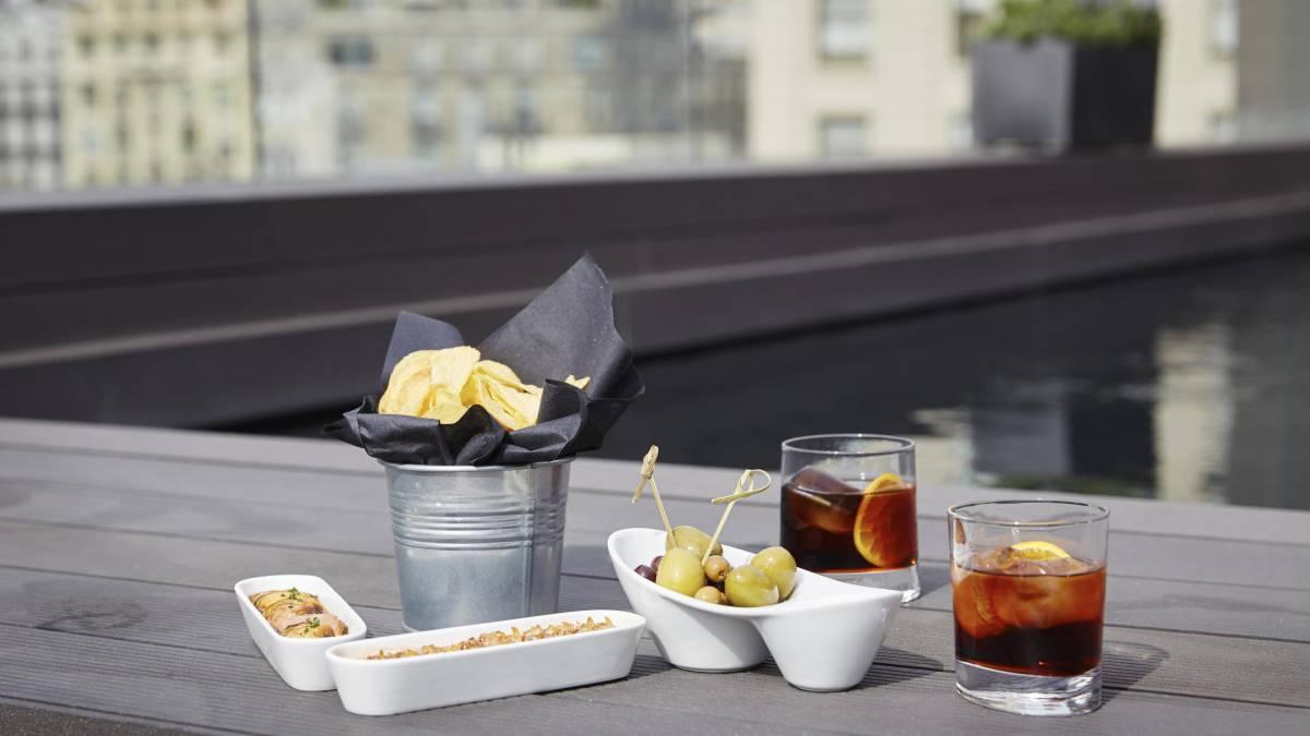 El Gourmet Urbano: aperitivos