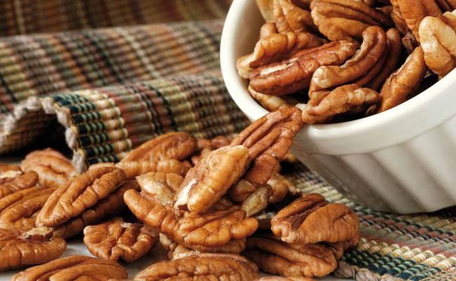 Que frutos secos se pueden comer para adelgazar