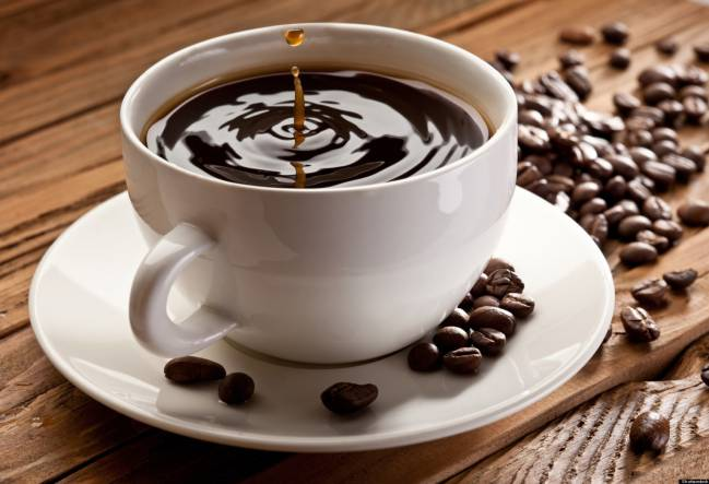 A good coffee will help you train better.