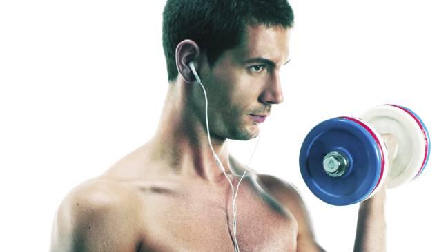 Demostrado: entrenar con música es beneficioso.