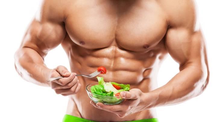 dieta semanal para un deportista de alto rendimiento