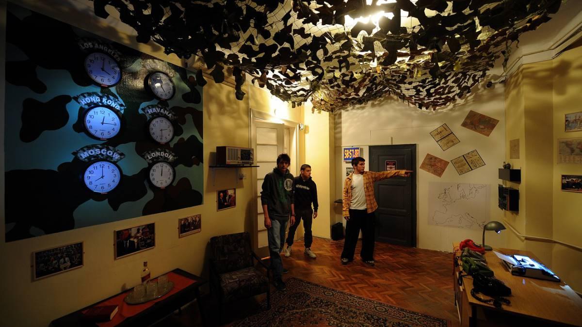 Por Qu 233 Las Escape Rooms Triunfan As Com