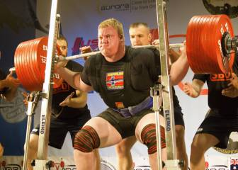 Errores a evitar cuando practiques Powerlifting