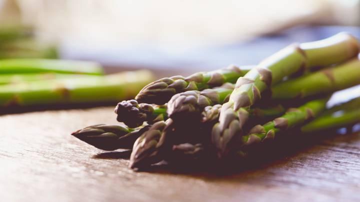 como preparar esparragos para dieta