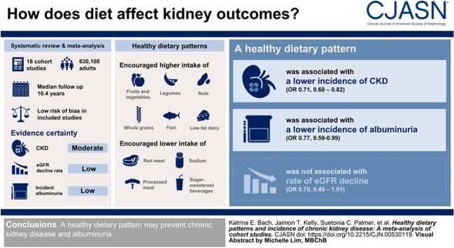 Dieta para enfermedad renal