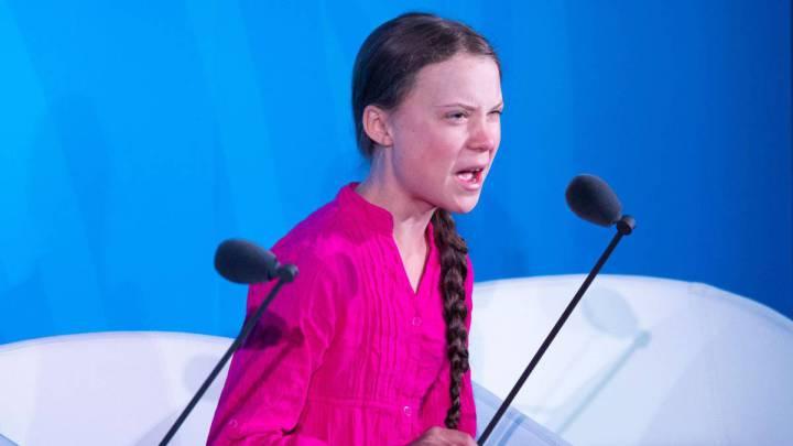 Así fue el discurso de Greta Thunberg en la ONU ante Trump - AS.com
