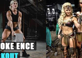 Brooke Ence, los secretos de una Wonder Woman