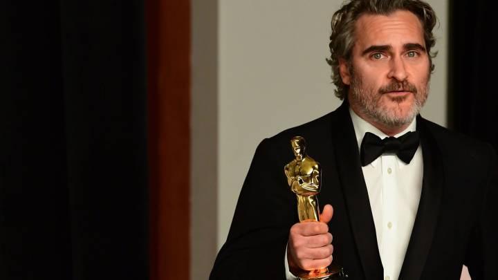 Así forjó Joaquin Phoenix su Oscar: perdió 23 kilos en cuatro meses - AS.com
