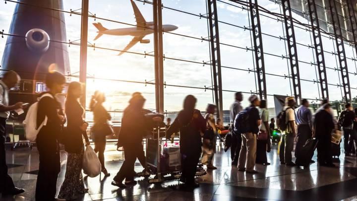 Coronavirus: medidas de higiene para viajar en avión