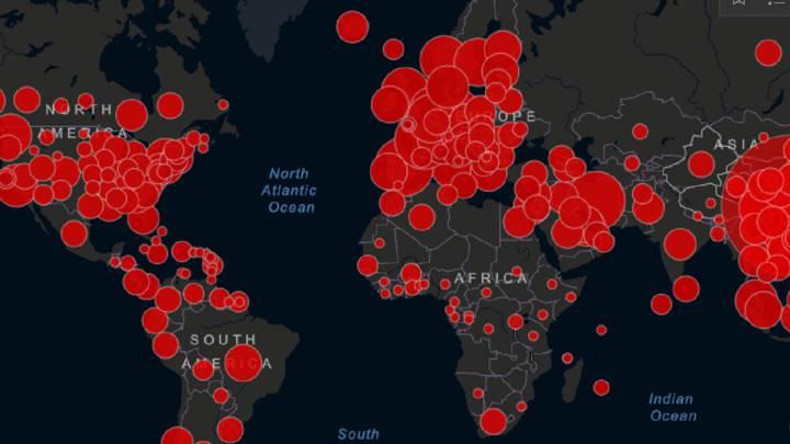 En el mundo coronavirus
