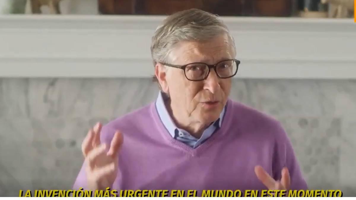 Coronavirus: Bill Gates says 7bn people will need Covid-19 vaccine ...