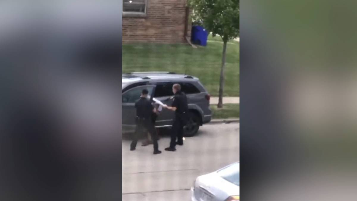 Videos wisconsin Wisconsin police