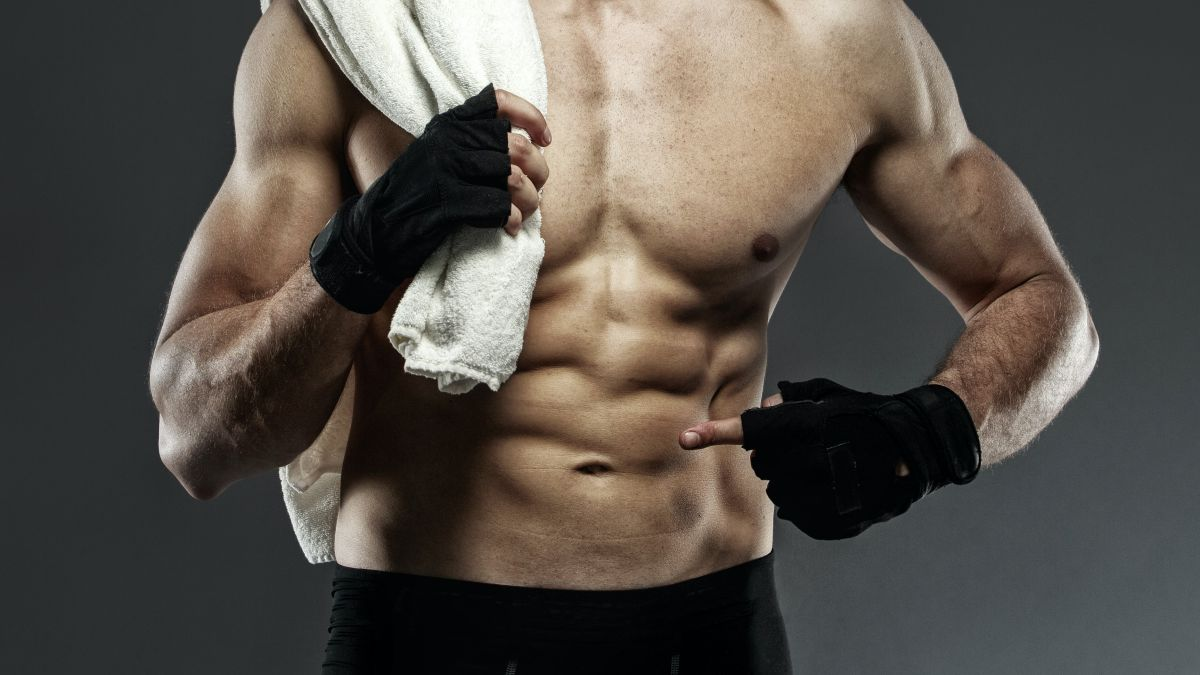 6 proprietary composites to mark abdominals and fortify the core