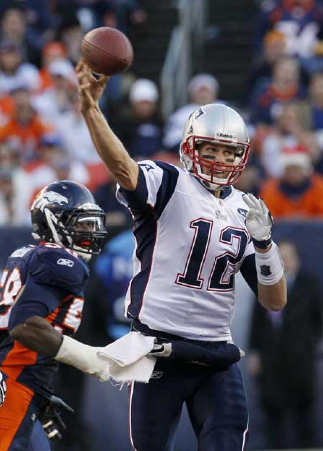 Previas divisionales  Patriots-Broncos - AS.com c001d80c200