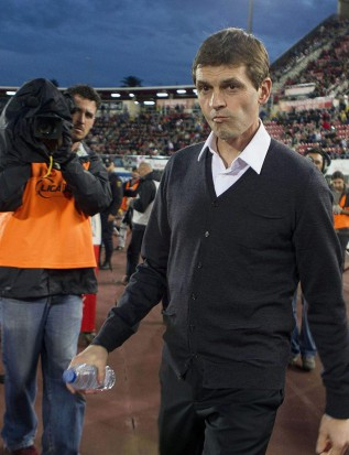 "Vilanova: ""It was good to get everything sorted out today"""