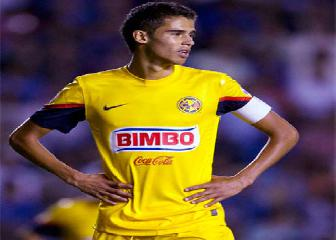 Once ideal de promesas en 2012: Diego Reyes (central derecho)