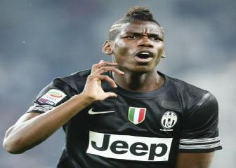 Once ideal de promesas en 2012: Paul Pogba (mediocentro)