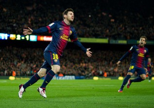 Barça may topple Madrid's points and goals records