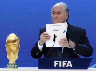 France Football alleges Qatar bought the 2022 World Cup