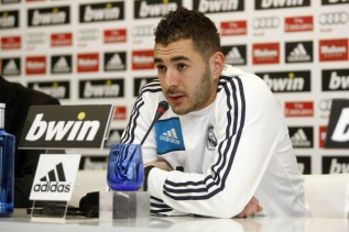 "Karim Benzema: ""Barcelona are not the favourites"""