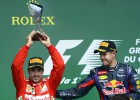 Alonso fights back to claim second as Vettel wins in Canada