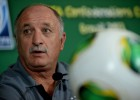 "Scolari: ""Spain have one battle less – the Tahiti game"""