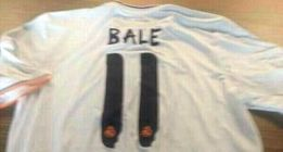 Real Madrid are reserving the number 11 shirt for Gareth Bale