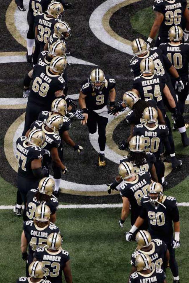 eedc623de6 ASÍ LOS VEMOS  New Orleans Saints (NFC Sur) - AS.com