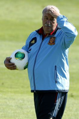 Del Bosque: Iker harmed by bid to ease Madrid-Barça tensions