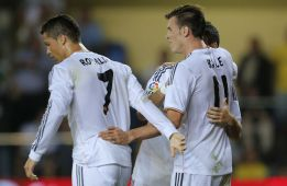 "Bale: ""Cristiano is the best and I'm going to learn from him"""