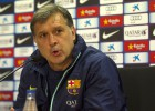 Barça coach Gerardo Martino: La Liga is a three-horse race