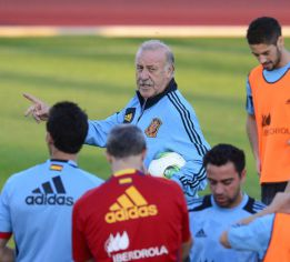 RFEF set to offer Del Bosque two-year contract extension